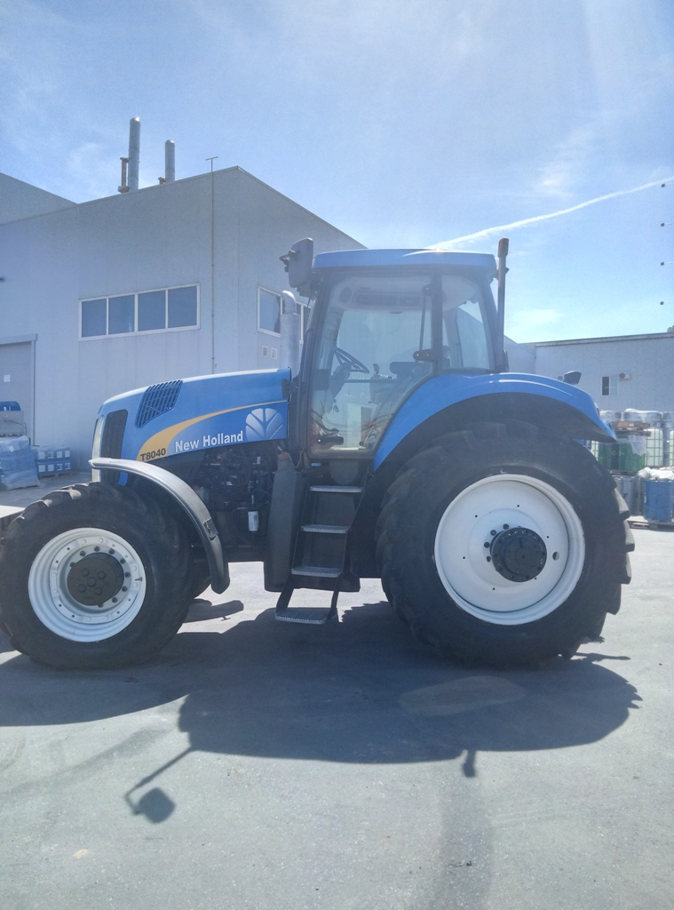 Трактор New Holland T8040 Z8RW03568(2008 г.) бу г.Воронеж