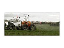 Опрыскиватель Роса самоходный полевой штанговый ОПШ