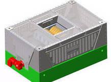 Измельчитель зерна Multicracker MC-600 до 80 тонн в час. Германия.
