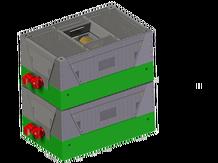 Измельчитель зерна Multicracker MC-600 Twin  до 100 тонн в час. Германия.