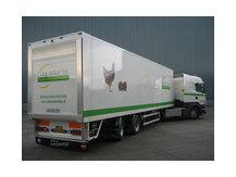 Птицевоз для перевозки суточных цыплят VAN RAVENHORST(Голладия)