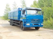 Зерновоз КамАЗ 65117